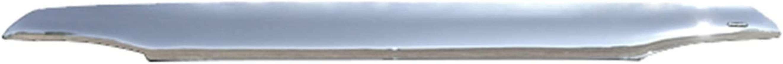 Stampede 2913-8 Chrome Vigilante Premium Hood Shield