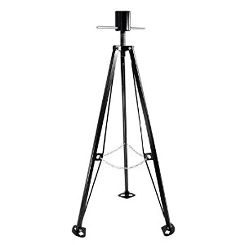 Eaz-Lift Camco King Pin Tripod 5th Wheel Stabilizer, Adjustable from 38.5 50-Inches-(48855)