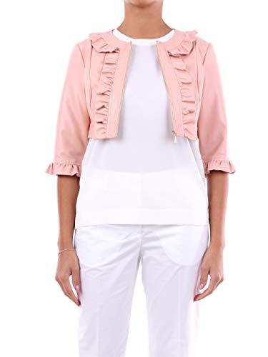 Chanel Allure 3163 Kurze Jacken Damen Rosa 44