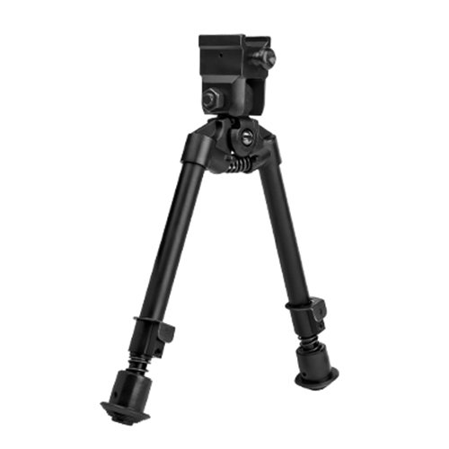 Tactial Rifle Bipod with Quick Release Mount and Adjustable Notched Legs - This Item fits Most Weaver Picatinny Mounts Ruger Precision Rifle Hi-Point Carbine