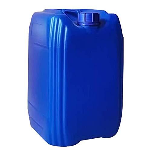 MNSSRN Cubo Cuadrado de plástico de Calidad alimentaria con Tapa, Tanque de Almacenamiento de Agua apilable portátil, Cubo de Agua de Calidad alimentaria,5L