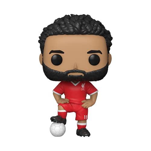 Funko 52173 POP Football Liverpool- Mohamed Salah