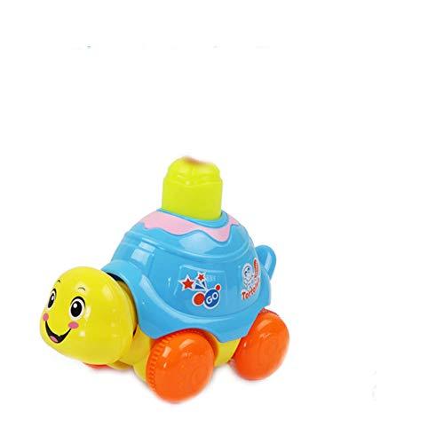 Black Temptation Baby Toys Happy Little Turtle (Couleurs aléatoires)