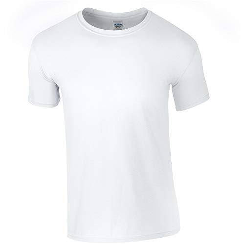 Gildan - T-shirt manches courtes col rond