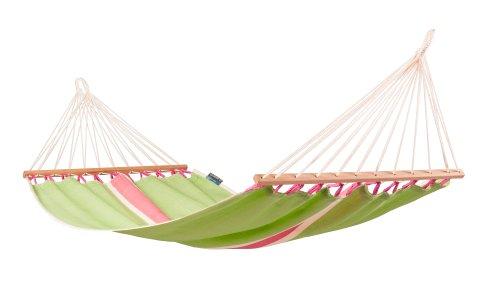 LA SIESTA Fruta Kiwi - Hamac à barres simple outdoor