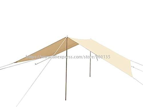 Mdsfe Diameter 5m Bell Tent Heavy Duty Waterproof Family Camping Bell Tent For Outdoor Wedding Party Tent-tent awning,A1