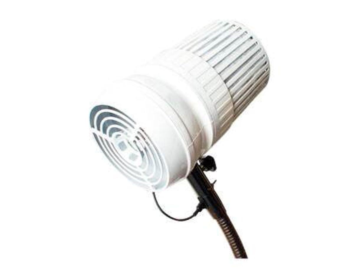 ペチュランスキャンドルスライムサンフラワー集塵機パールホワイト *デスク取り付け可能