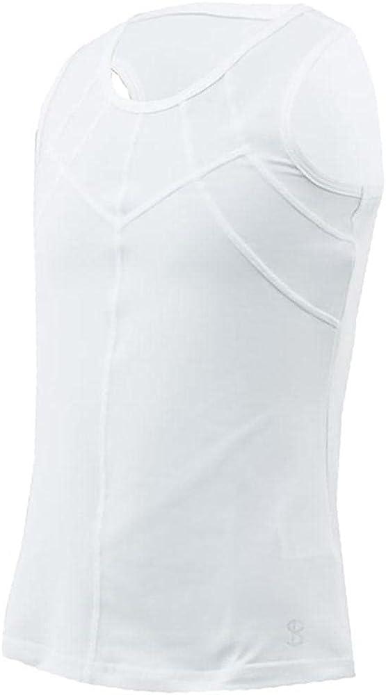 SOFIBELLA UV Colors Girls Tank - White