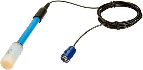 Sugar Valley TA186 - El Cuidado del Agua Establece Sensor de ph con Cable de 2 Metros, Negro