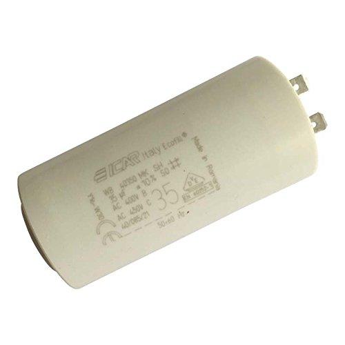 Condensateur moteur à cosse 35 µF