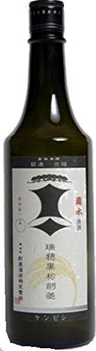 剣菱酒造『瑞穂黒松剣菱』