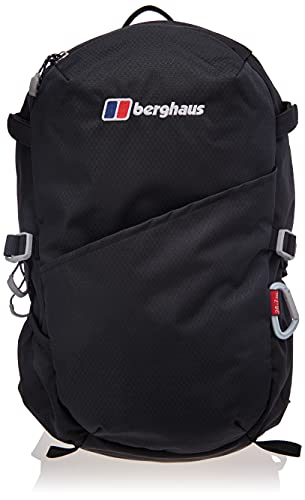 Berghaus Unisex TwentyFourSeven ryggsäck 15L, 20L, 25L, 30L Svart Svart/Svart 25 Litre