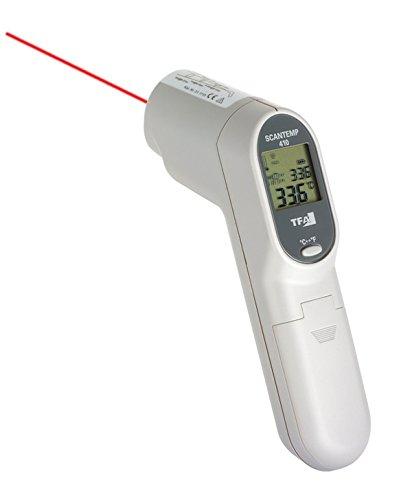 TFA 31.1115 Termometro Digitale A Raggi Infrarossi con Puntatore Laser