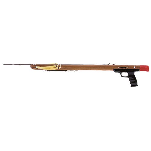 Riffe Mahogany Comp #2 4634; Speargun