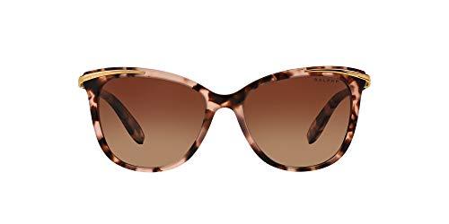 Ralph Lauren RALPH BY 0Ra5203 Gafas de Sol, Pink Tortoise, 54 para Mujer