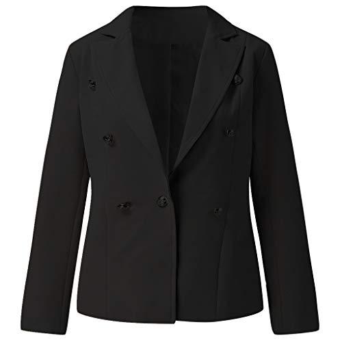 Fantastic Prices! YKARITIANNA Women Loose Blazer Top Long Sleeve Casual Jacket Ladies Office Wear Coat Blouse 2019 Summer Black