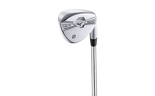 Mizuno S5 Shaft Orochi Flex Lady Wedge de Golf, White...
