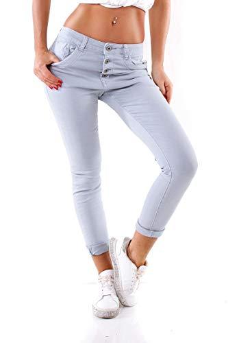 OSAB-Fashion 4006 Karo broek Treggings Chino Business geruit damesbroek Simfit