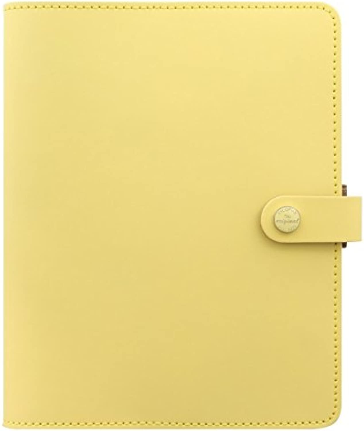 Filofax Terminplaner Organiser The Original A5 Any Year undatiert in lemon B07CTL8SG1 | Kunde zuerst