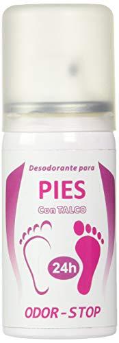 secret safe box Odor Stop - Desodorante mini para pies, 1 Pieza