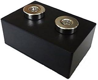 車両取付用超強力磁石付GPSケース GPSロガーGT-600やtrackimo(トラッキモ)Universalモデル(TRKM010)やトラッカーTR-313Jをを内部に入れて車両管理、追跡・浮気調査・行動調査にご利用できます
