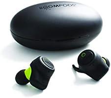 Boombuds 'True Wireless Earbuds' draadloze bluetooth hoofdtelefoon met tot 5 uur batterijduur, zwart