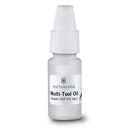 Victorinox Korrosionsschutz-Öl, für Taschenmesser, Pflege, NSF-H1 konform, Oil