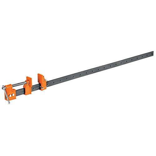 Truper S4, Sargento de solera de acero, para carpintería, de 4 ft