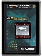 Pro Sessions Sound + Loop Libraries Vol. 44 Discrete Drums Slow Rock Drums