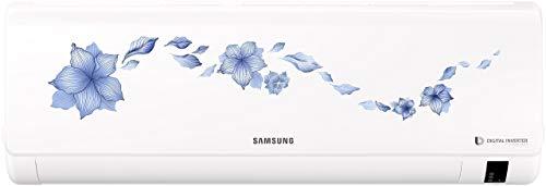 Samsung 1.5 Ton 3 Star Inverter Split AC (Alloy, AR18NV3HLTR,Star Flower White)