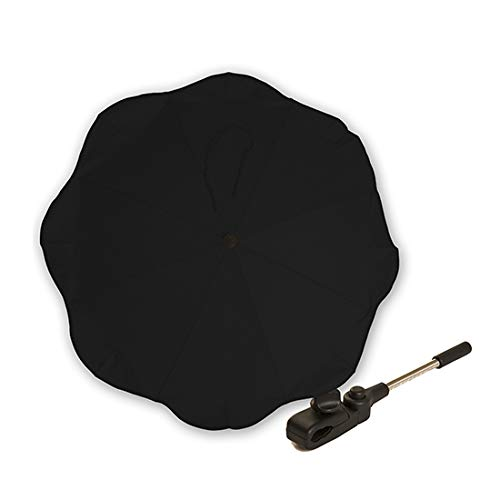 Baby Star Ombrelle Universelle Protection solaire (Noir)