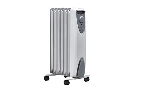 EWT Radiator 1275 1500 NOC eco 15 TLS / 1500 Watt/thermostaat/snoeropwikkeling/controlelampje