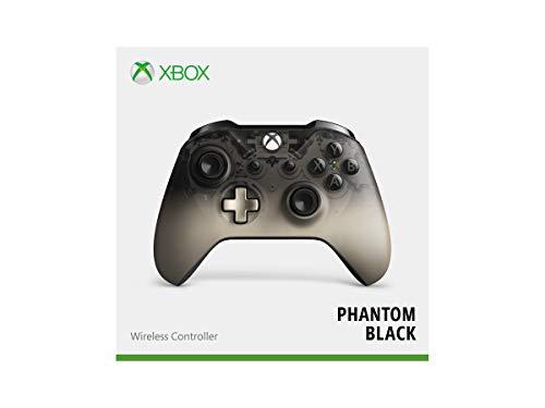 Xbox ワイヤレス コントローラー (ファントム ブラック)