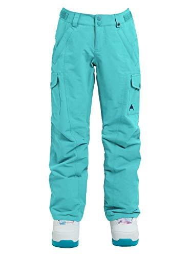 Burton Mädchen Elite Cargo Snowboard Hose, Aruba blau, XL