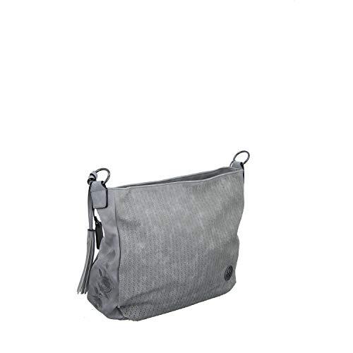 Rieker Eternity Womens Hobo Bag Eine Größe Grau