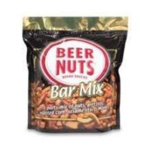 Beer Nuts Bar Mix Max 49% OFF - Super Bag 8 Ounce per -- Regular discount 32 case.