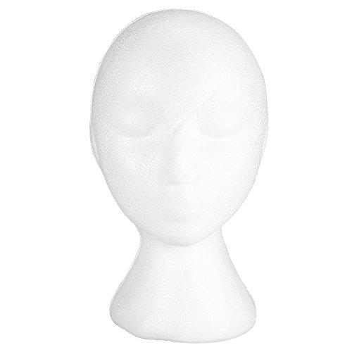 BigBig Style 1PC Draagbare Make Up Praktijk Schuim Pruik Hoed Hoofddeksels Weergeven Mannequin Hoofd Model