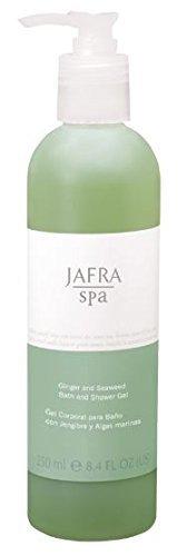 Jafra Ingwer und Algen Duschgel