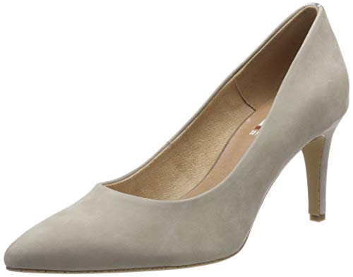 s.Oliver Damen 5-5-22411-22 200 Pumps, Grey, 41 EU
