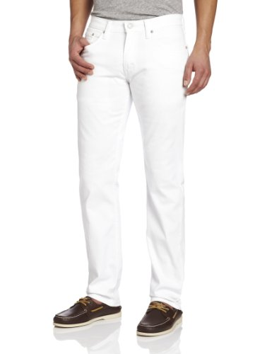 Levi's Men's 514 Straight fit Jean, White Bull Denim, 32x29