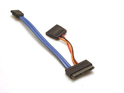 Micro SATA 1.8 inch All Power and SATA Data Cable