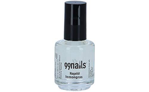 99 Nails nagelöl – Rose, 1er Pack (1 x 15 ml)