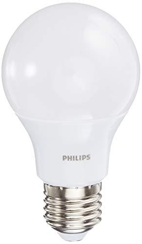 Philips LED Lampe, ersetzt 60W, Warmweiß (2700 Kelvin), 806 Lumen, 4er Pack, matt