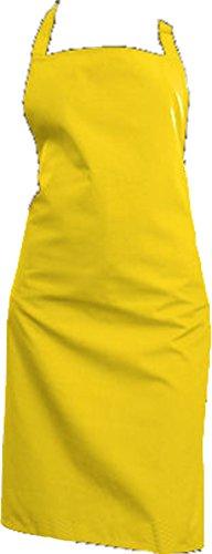 Werkschoenen, kleur: LEMON Bescherm uw kleding tegen stof en modellagermateriaal