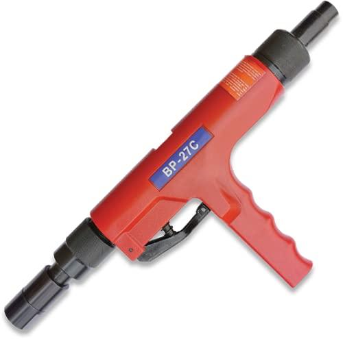 BLUEPOINT .27 cal Strip Semi-automatic Feeding Low Velocity Powder Actuated Fastening Ceiling Tool. Item# BP-27C