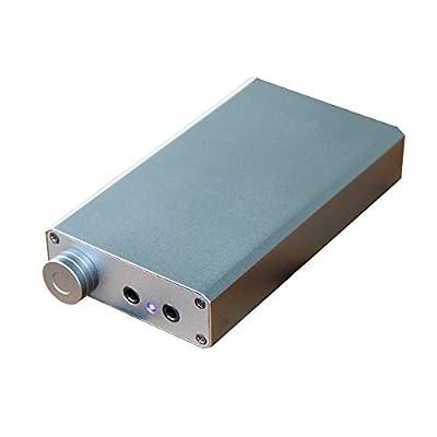 HAAFEE Portable Headphone Amplifier Audio Amp for Car Audio,mp3 Players,Mobile Phones,Home audio,PC (HA9) by Haafee
