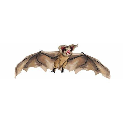 Decorazione appendibile pipistrello (36x80 cm)