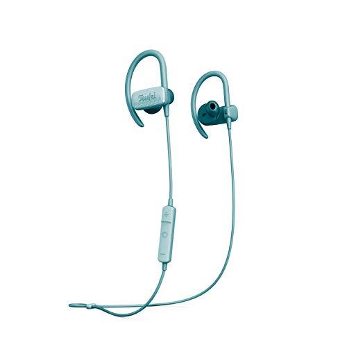 Teufel AIRY Sports Arctic Blue Bluetooth Kopfhörer Professioneller In-Ear-Sportkopfhörer Wasserdicht nach IPX7
