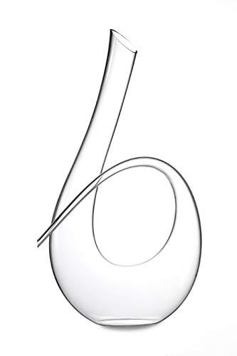 Horn Wine Decanter
