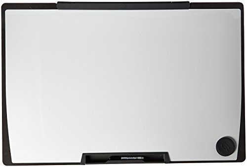 Quartet MMP75 Motion Portable Dry Erase Board, 36 x 24, White, Black Frame